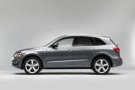 2016 Audi Q5 3.0T Quattro S-Line in Monsoon Gray Metallic - Static Side View