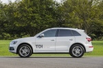 2016 Audi Q5 TDI Quattro in Ibis White - Static Side View