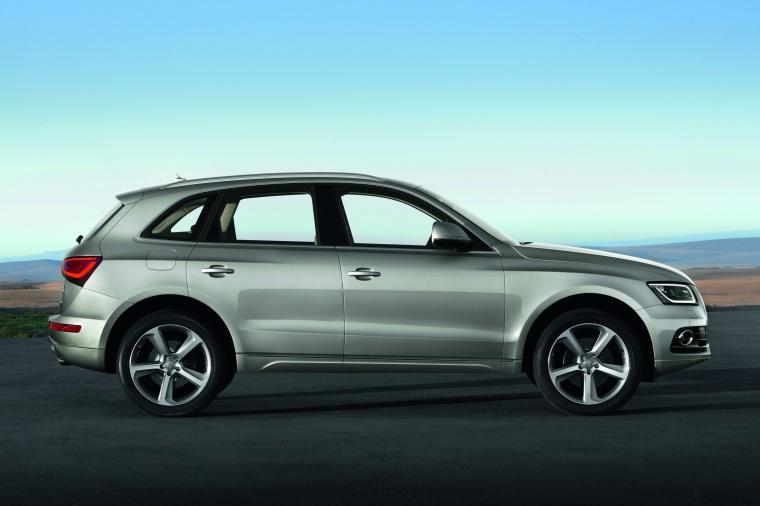 2017 Audi Q5 2.0 TFSI Quattro Picture