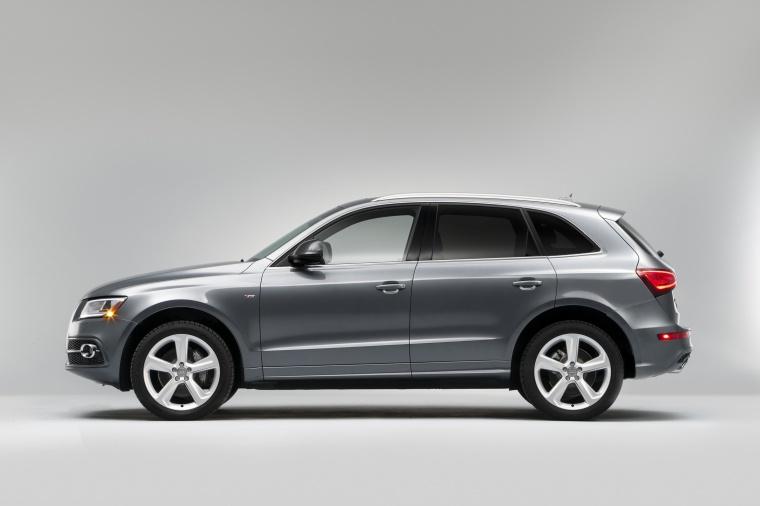 2017 Audi Q5 3.0T Quattro S-Line Picture