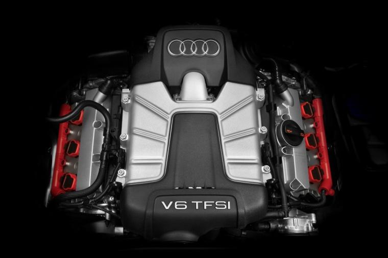 2017 Audi SQ5 Quattro 3.0-liter supercharged V6 Engine Picture