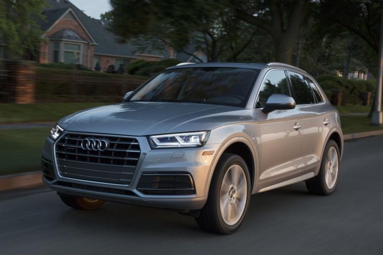 2018 Audi Q5 quattro Picture