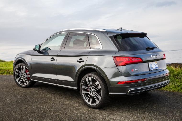 2018 Audi SQ5 quattro Picture