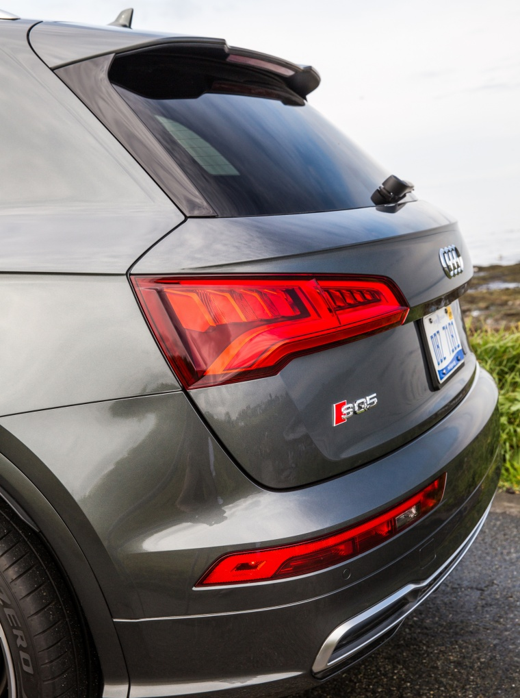 2018 Audi SQ5 quattro Tail Light Picture