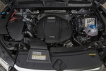 Picture of a 2018 Audi Q5 quattro's 2.0-liter 4-cylinder turbocharged Engine
