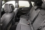 2018 Audi SQ5 quattro Rear Seats