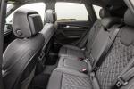 Picture of a 2018 Audi SQ5 quattro's Rear Seats