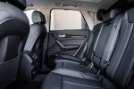Picture of a 2019 Audi Q5 quattro's Rear Seats