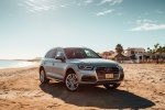 2019 Audi Q5 quattro in Florett Silver Metallic - Static Front Right View