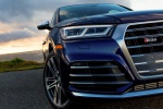 Picture of a 2019 Audi SQ5 quattro's Headlight