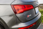 Picture of a 2019 Audi SQ5 quattro's Tail Light