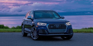 Audi Q5 Reviews / Specs / Pictures / Prices