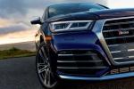 Picture of a 2020 Audi SQ5 quattro's Headlight