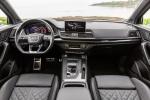 Picture of a 2020 Audi SQ5 quattro's Cockpit