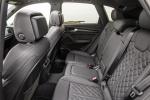 Picture of a 2020 Audi SQ5 quattro's Rear Seats