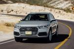 Picture of 2020 Audi Q5 45 TFSI quattro in Florett Silver Metallic
