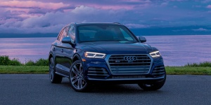 Research the Audi Q5