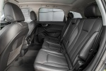 2018 Audi Q7 3.0T quattro Rear Seats