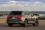 2018 Audi Q7 3.0T quattro in Graphite Gray Metallic - Static Rear Right Three-quarter View