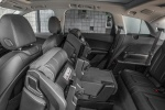 2018 Audi Q7 3.0T quattro Rear Seats Folded