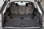 Picture of a 2018 Audi Q7 3.0T quattro's Trunk with Rear Seats Folded