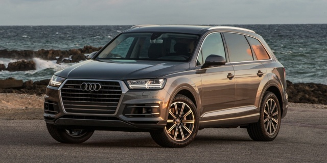 Research the 2018 Audi Q7