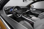 Picture of 2019 Audi Q8 Premium 55 TFSI quattro Interior in Pando Gray
