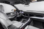 Picture of 2019 Audi Q8 Premium 55 TFSI quattro Front Seats in Pando Gray