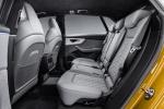 Picture of 2019 Audi Q8 Premium 55 TFSI quattro Rear Seats in Pando Gray