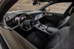 Picture of 2019 Audi Q8 Premium 55 TFSI quattro Front Seats in Black
