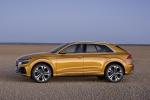 Picture of 2019 Audi Q8 Premium 55 TFSI quattro in Dragon Orange Metallic