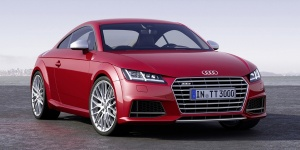 2016 Audi TT Reviews / Specs / Pictures / Prices