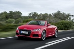 Picture of 2017 Audi TT Roadster in Tango Red Metallic