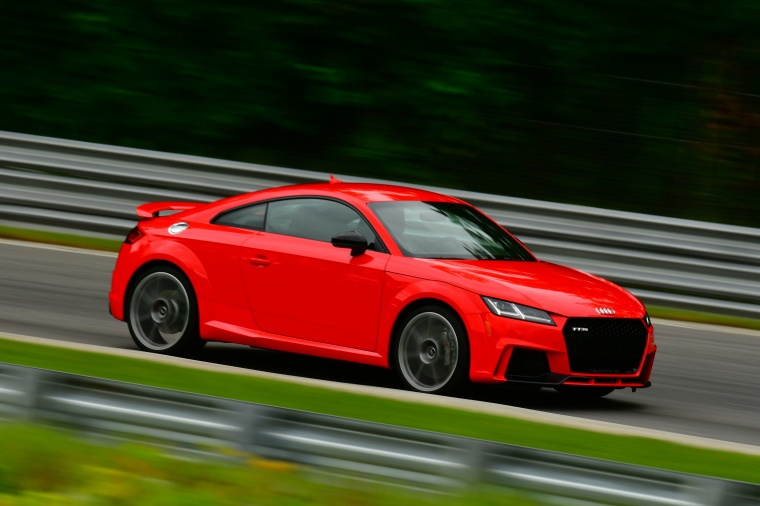 2018 Audi TT RS Coupe Picture