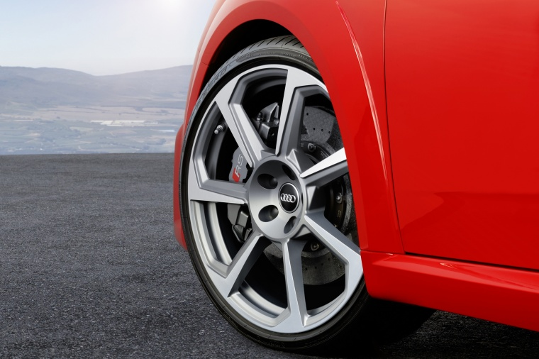 2018 Audi TT RS Coupe Rim Picture