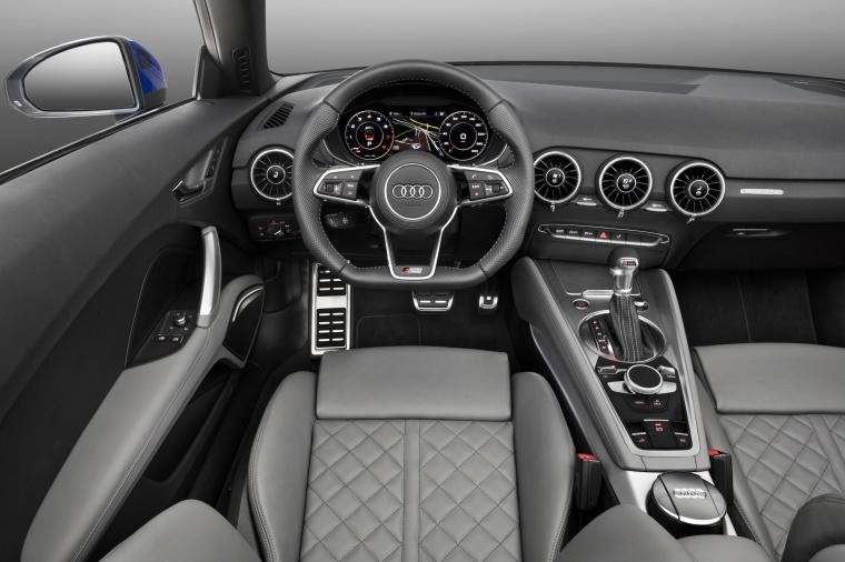 2018 Audi TT Roadster Cockpit Picture