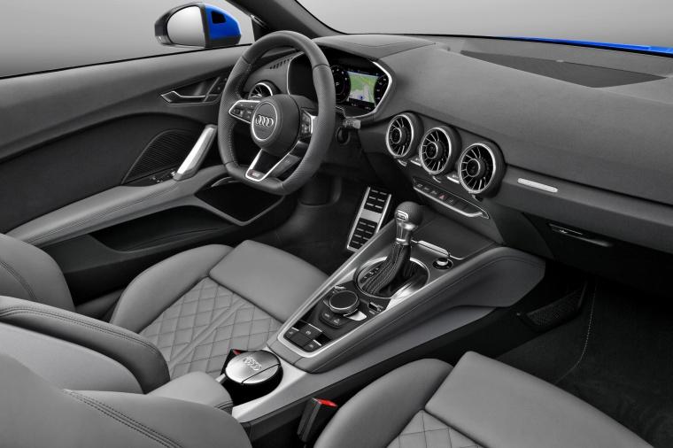 2018 Audi TT Roadster Interior Picture
