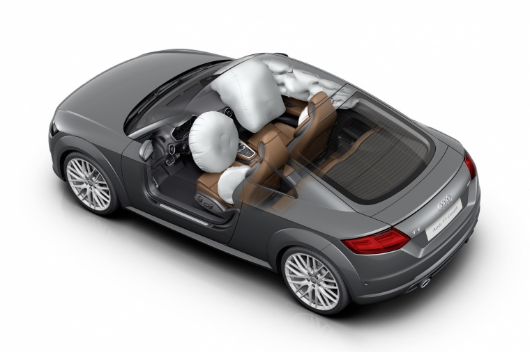 2018 Audi TT Coupe Safety Equipment Picture
