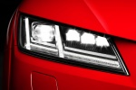 2018 Audi TTS Coupe Headlight