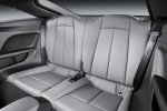2018 Audi TTS Coupe Rear Seats