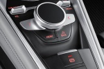 2018 Audi TTS Coupe Center Console