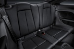 2018 Audi TT RS Coupe Rear Seats