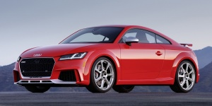 2018 Audi TT Reviews / Specs / Pictures / Prices