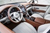 2018 Bentley Bentayga Interior Picture