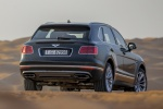 Picture of a 2019 Bentley Bentayga in Black from a rear right perspective