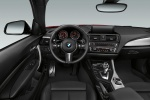 Picture of 2015 BMW M235i Coupe Cockpit in Black