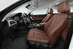 Picture of 2015 BMW 2-Series Coupe Front Seats in Terra