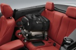 Picture of 2015 BMW 228i Convertible Rear Seats