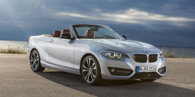2015 BMW 2-Series Pictures