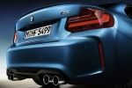 Picture of 2016 BMW M2 Coupe Rear Fascia